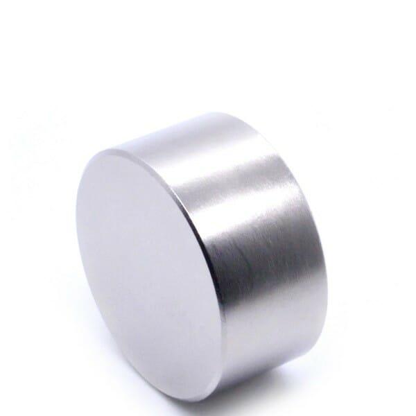 BIG Magnet 40 x 20 N52 houdkracht 50 kg Neodymium magneet