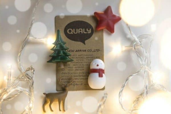 Kerst magneetjes voor de feestdagen