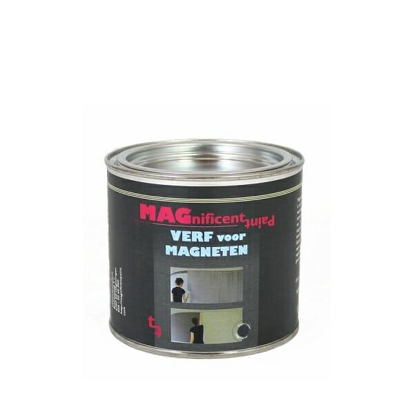 Magneetverf Magnificentpaint Verf Voor Magneten 0.5 Ltr