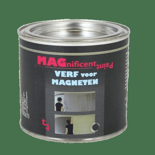 Magneetverf MAGnificentPaint Verf voor Magnete