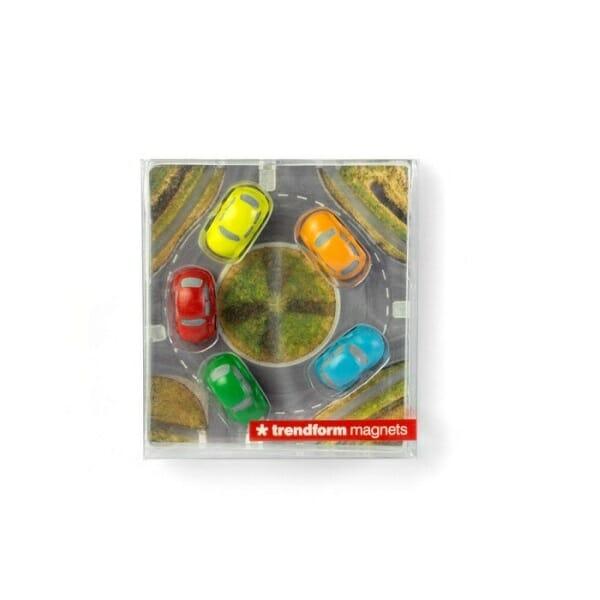 Magneet Auto Trendform Traffic Met Sterke Neodymium Magneetjes Als Cadeautje Fa4642 7640169368974