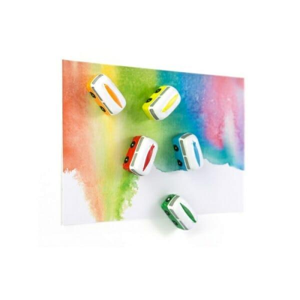 Magneet Camper Magneetjes Vw Bus Neodymium Trendform Fa 4643 7640169368981