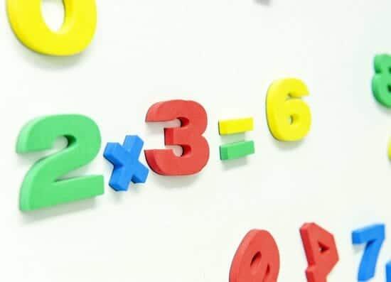 Magneet Cijfers Voor Kinderen
