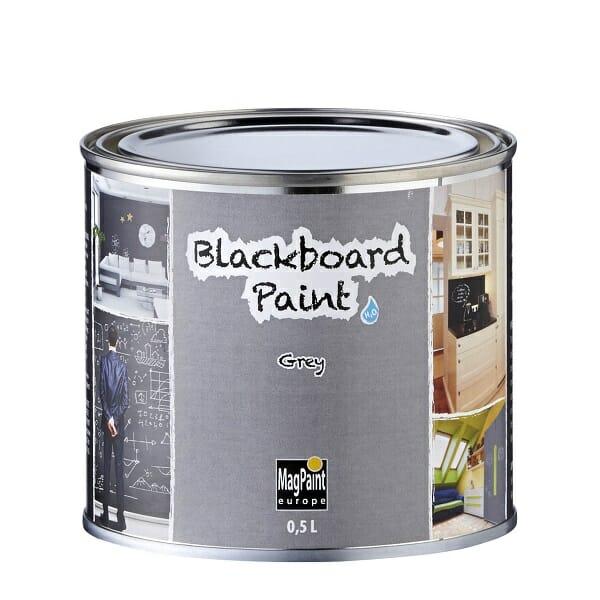 Schoolbordenverf Magpaint schoolbordverf in grijs 500 ml