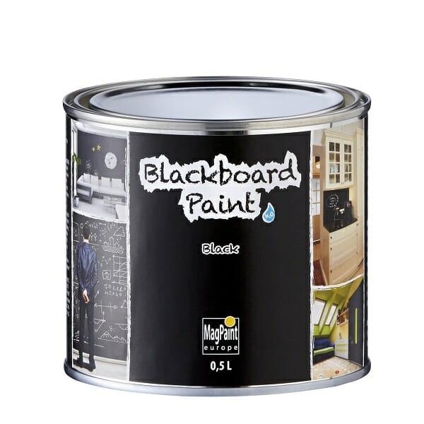 Schoolbordenverf Magpaint schoolbordverf in zwart 500 ml