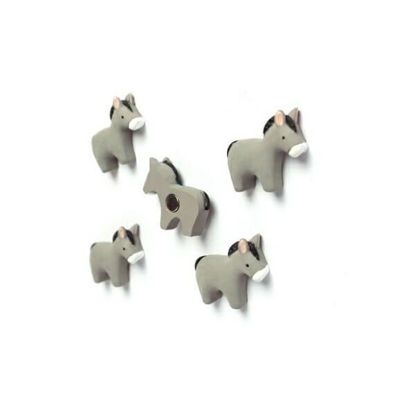 Magneet Donkey Ezeltje Van Trendform Met Sterke Neodymium Magneet Fa4572 7640169368561