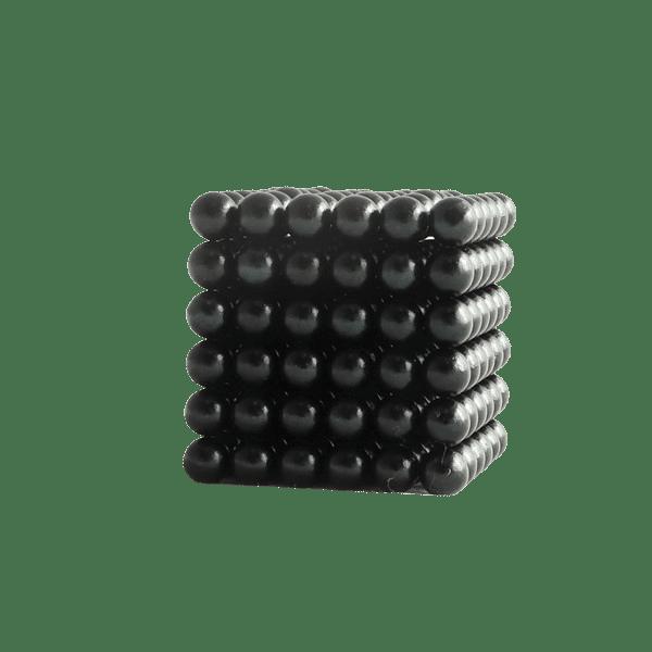 magneet balletjes kogelmagneet zwart 5mm
